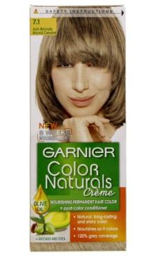 Vopsea de păr 7.1 Blond Cenușiu - Garnier