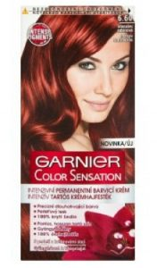 Vopsea de păr Color Sensation 6.6 Rubin Intens - Garnier
