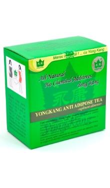 Ceai antiadipos yong kang