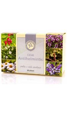 Ceai antihelmintic doze - Hypericum Impex