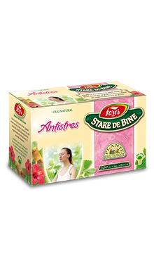 Ceai antistres - Fares