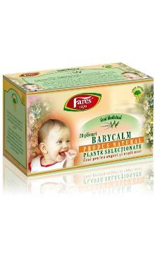 Ceai babycalm - Fares