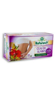 Ceai de slăbit doză - Naturavit