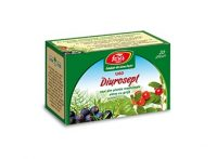 Ceai diurosept, doze - Fares