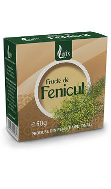 Ceai fructe de fenicul - Larix