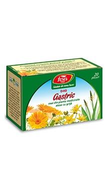 Ceai gastric, doze - Fares