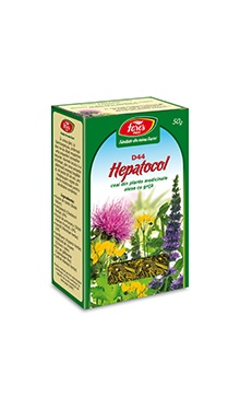 Ceai hepatocol, vrac - Fares