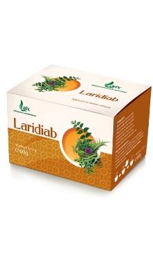 Ceai laridiab, doze - Larix