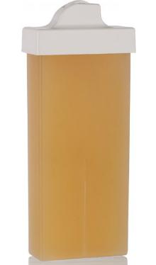 Ceară naturală de unică folosinţă cu aplicator îngust - galben, naturală clasic