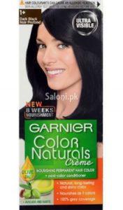 Vopsea de păr 1+ Dark Black - Garnier