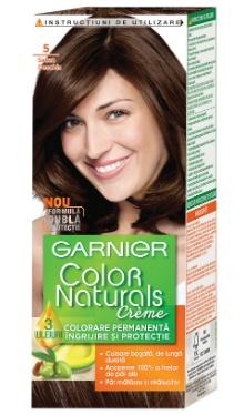 Vopsea de păr 5 Șaten Deschis - Garnier