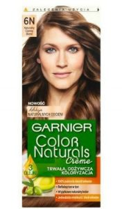 Vopsea de păr 6N Șaten Deschis Natural - Garnier