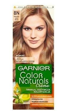 Vopsea de păr 8N Blond Deschis Natural - Garnier