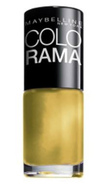 Lac de unghii Colorama 108 Golden Sand - Maybelline