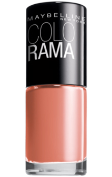 Lac de unghii Colorama 329 Canal Street Coral - Maybelline