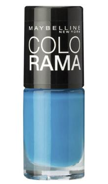 Lac de unghii Colorama 654 Superpower Blue - Maybelline