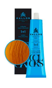 Kallos colors vopsea cremă 2X