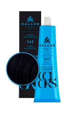 Kallos colors vopsea cremă 4X