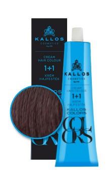 Kallos colors vopsea cremă 5V