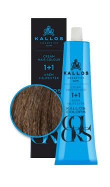 Kallos colors vopsea cremă 6N