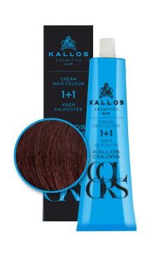 Kallos colors vopsea cremă 6TR