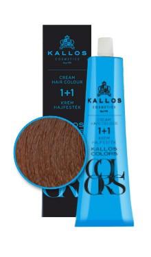 Kallos colors vopsea cremă 7D