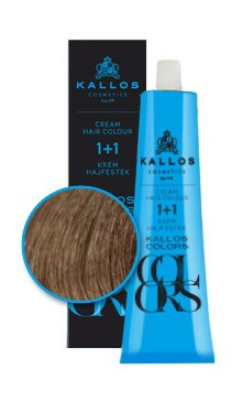 Kallos colors vopsea cremă 7N