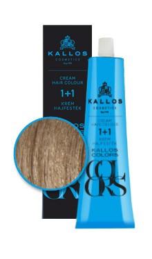 Kallos colors vopsea cremă 8F