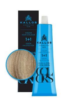 Kallos colors vopsea cremă 8G