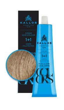Kallos colors vopsea cremă 8N