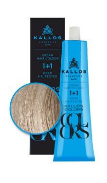 Kallos colors vopsea cremă 9C