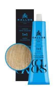Kallos colors vopsea cremă 9F