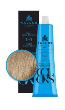 Kallos colors vopsea cremă 9N