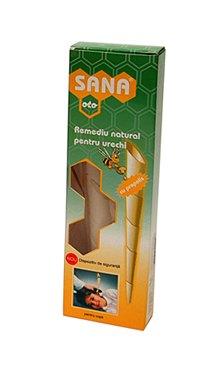 Conuri pentru curățarea urechilor, copii - Sana