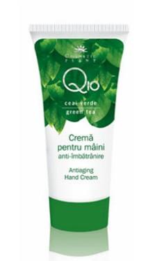 Cremă pentru mâini Q10 - Cosmetic Plant