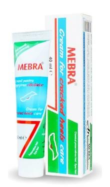 Cremă pentru îngrijirea călcâielor - Mebra