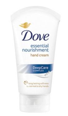 Cremă de mâini Essential Nourishment - Dove