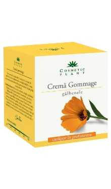 Cremă gommage - Cosmetic Plant