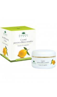 Cremă pentru albirea tenului cu extract de lămâie si păpădie - Cosmetic Plant