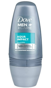 Deodorant Roll-on Aqua Impact - Dove Men