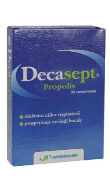 Decasept cu propolis