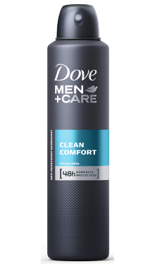 Deodorant Clean Comfort - Dove Men