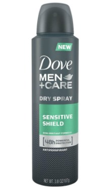 Deodorant Sensitive Shield - Dove Men