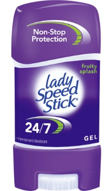 Deodorant femei gel Fruity Splash - Lady Speed Stick