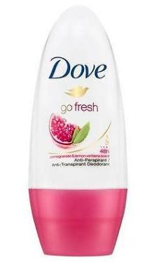 Deodorant Roll-on Go Fresh Pomegranate & Lemon – Dove
