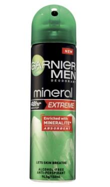 Deodorant Spray Extreme 72H - Garnier