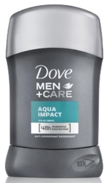 Deodorant Stick Aqua Impact - Dove Men