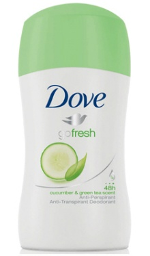 Deodorant Stick Go Fresh - Dove