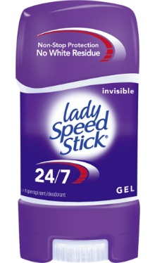 Deodorant gel Invisible - Lady Speed Stick