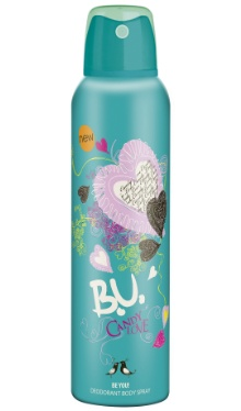 Deodorant Spray Candy Love - B.U.